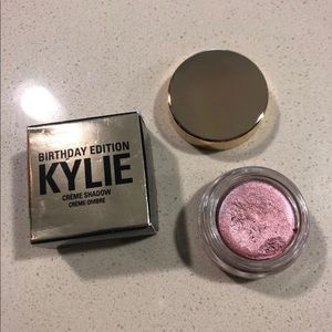Kylie Cosmetic Birthday Limited Rose Gold